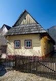 Vlkolinec village in Slovakia Stock Image