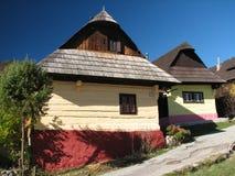 Vlkolinec Stock Photo