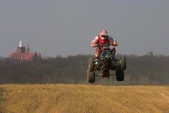 Vélo de quarte Image stock