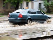 Vloed Stock Afbeelding