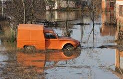 Vloed Stock Fotografie