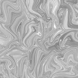 Vloeibare de textuurachtergrond van de marmeringsverf Vloeistof die abstracte textuur, het Intensieve behang van de kleurenmengel stock illustratie