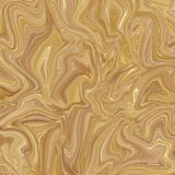 Vloeibare de textuurachtergrond van de marmeringsverf Vloeistof die abstracte textuur, het Intensieve behang van de kleurenmengel royalty-vrije illustratie