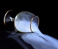 Vloeibare rook stock afbeeldingen