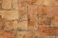 Vloer 03 van de baksteen stock afbeelding
