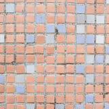 Vloer ceramische geregelde tegels Royalty-vrije Stock Foto