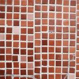 Vloer ceramische geregelde tegels Stock Fotografie
