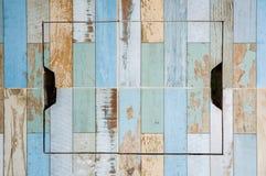 Vloer met natuurlijke patronen Stock Afbeelding