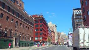 Vlog ulicy Nowy Jork zdjęcie wideo