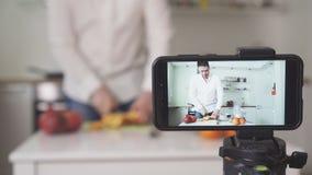 Vloggingsconcept stock videobeelden