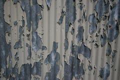 Vlokkige verf Stock Foto