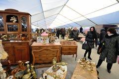 Vlooienmarkt Royalty-vrije Stock Afbeeldingen