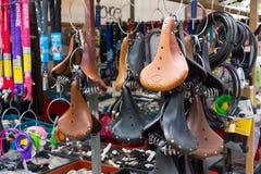 Vlooienmarkt Waterlooplein in Amsterdam Royalty-vrije Stock Afbeelding