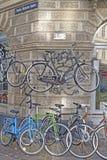 Vélos Photo stock