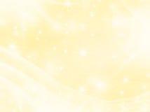Vlotte gele achtergrond Royalty-vrije Stock Foto