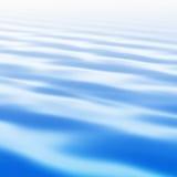 Vlotte golven Royalty-vrije Stock Afbeelding