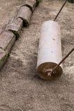 Vlotte grond aan het planten Royalty-vrije Stock Fotografie