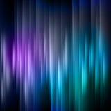Vlotte kleurrijke samenvatting Eps 10 stock illustratie