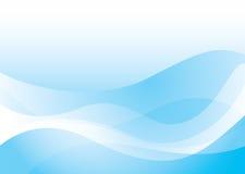 Vlotte oceaangolf Stock Foto's