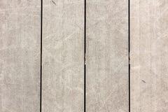 Vlotte planken van licht hout Royalty-vrije Stock Foto
