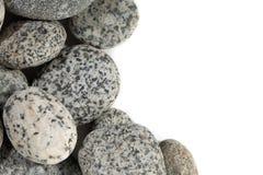 Vlotte stenen Stock Foto