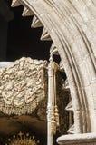 Vlotter van pallium van het broederschap van stock afbeelding
