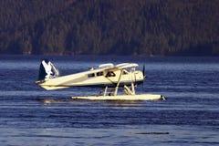 Vlotter-vliegtuig Stock Afbeeldingen
