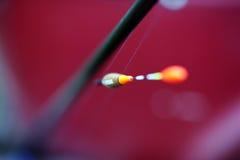 Vlotter voor visserij stock foto's