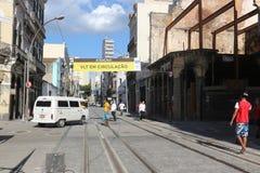 VLT Carioca的新的部分打开,但是不运作 库存图片