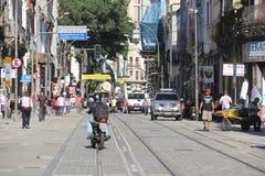 VLT Carioca的新的部分打开,但是不运作 免版税库存照片