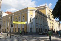 VLT Carioca的新的部分打开,但是不运作 免版税图库摄影