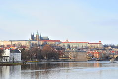 vltava ποταμών Στοκ εικόνες με δικαίωμα ελεύθερης χρήσης
