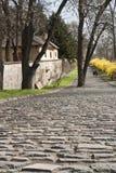 vltava перемещения реки prague фото европы замока старое сад королевский Старая выстилка Стоковые Фотографии RF