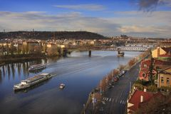 Vltava Stock Photography
