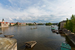 Vltava River Stock Photography
