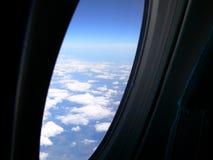 Vlucht Stock Afbeelding