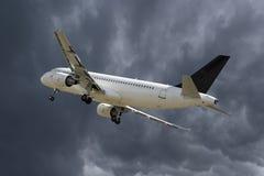 Vlucht stock foto