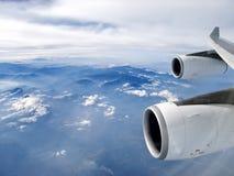 Vlucht Royalty-vrije Stock Afbeeldingen