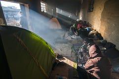 vluchteling stock afbeeldingen