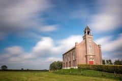 Vluchtheuvelkerk Стоковое Изображение RF