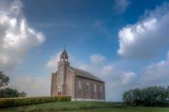 Vluchtheuvelkerk Стоковое фото RF