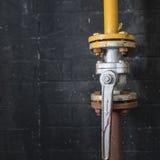 Válvula do ferro Imagem de Stock Royalty Free