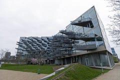VM-Häuser von copenahagen Stockfotografie