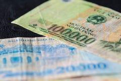 100,000 VND越南钞票  免版税库存图片