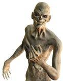 vänlig zombie Arkivbild