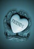 vänner Arkivbilder