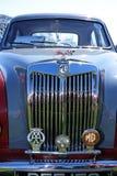Vntage coche reunión 18 de abril de 2015 Imagenes de archivo