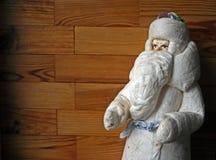 Vntage Santa imagem de stock
