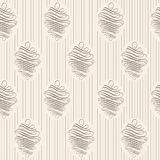 Vntage  seamless pattern background Stock Images