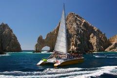 Voûte de Cabo San Lucas Images stock